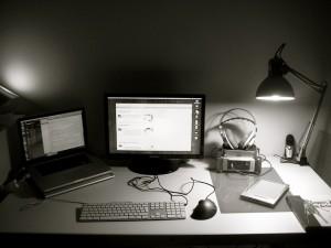 Bislang waren lediglich abgeschlossene Arbeitszimmer steuerlich absetzbar. Foto: tinodil / Flickr  (CC BY 2.0)