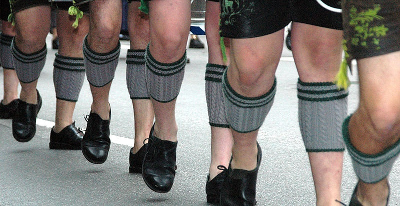 In Bayern wird die Tradition hochgehalten. Foto: Harald Bischoff / Wikimedia Commons (CC BY-SA 3.0)