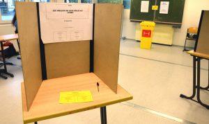 Verworrene Situation: Die Bundestagswahl steht an und der Landtagswahlkampf in Niedersachsen wirft seine Schatten voraus. (Symbolbild). Foto: Bernd Schwabe in Hannover / Wikimedia Commons (CC BY-SA 3.0)