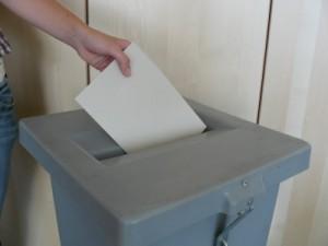 eckige graue Wahlurne - Die Parteipräferenz entsteht früh und ändert sich kaum. Werben Parteien bald verstärkt um die jungen Zielgruppen? (Foto: Holger Lang / pixelio.de)