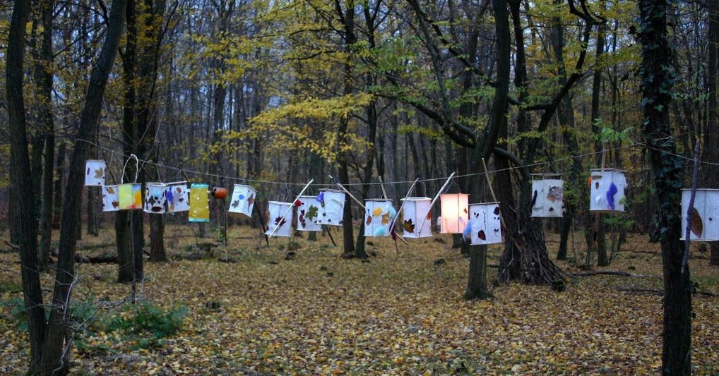 Sankt Martin? Klar, gibt's auch im Wald. Foto: Till Westermayer / flickr (CC BY-SA 2.0)