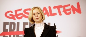 Was gestaltet sie? Die alte und neue Bundesbildungsministerin Johanna Wanka. Foto: wissenschaftsjahr / flickr (CC BY 2.0)