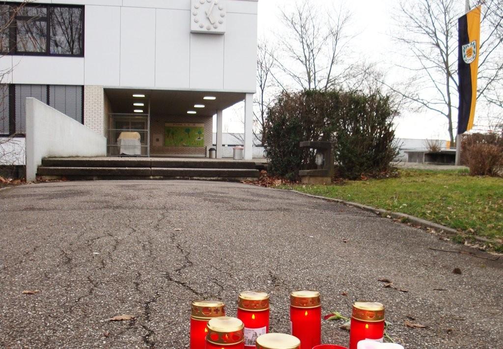Die Albertville Realschule, Hauptschauplatz des Amoklaufs von Winnenden vor sieben Jahren: Bild: Cubico / Wikimedia Commons