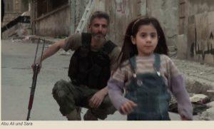 """Szene aus der Dokumentation """"Wir Kinder von Aleppo"""". (Bild: Eigener Screenshot)"""