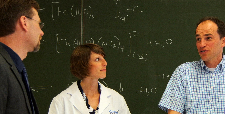 Die Arbeitsbedingungen des wissenschaftlichen Nachwuchse bedürfen dringend einer Verbesserung. Foto: ChemieBW 2015 / flickr (CC BY 2.0)