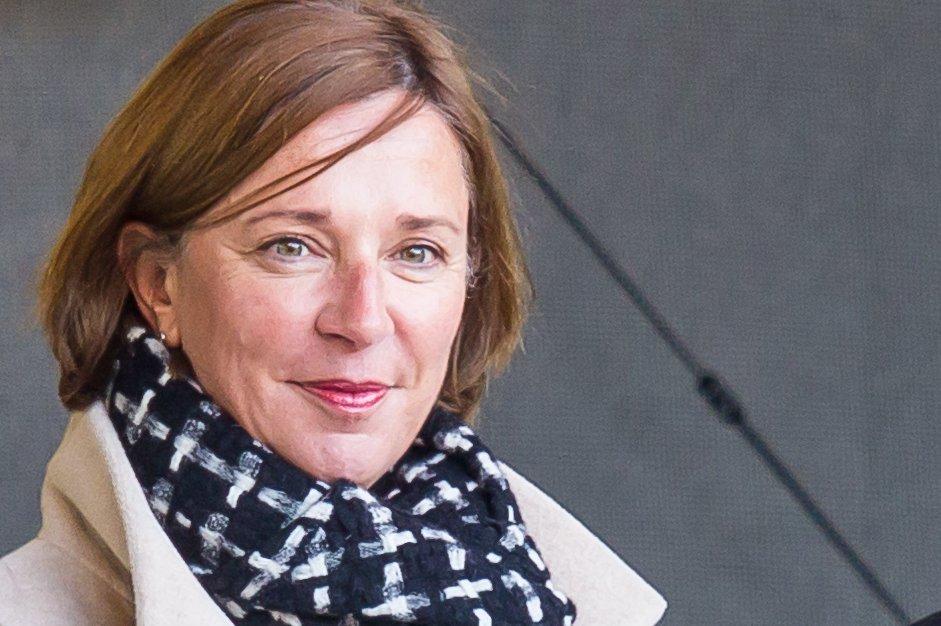 Die FDP-Politikerin Yvonne Gebauer ist neue Schulministerin von NRW. Foto: Raimond Spekking / Wikimedia Commons (CC BY-SA 4.0)