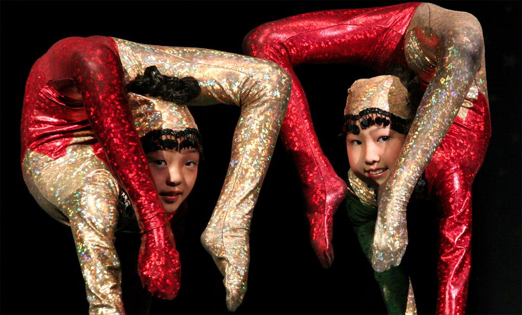 """Die """"Schule für Circuskinder"""" erreiche rund 90 Prozent der Zirkuskinder in NRW schätz Schulleiterin Annette Schwer. Foto: hbp_pix / flickr (CC BY 2.0)"""