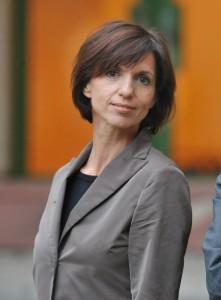 Jutta Allmedingers Forschungsschwerpunkt ist die Erwerbstätigkeit von Frauen. (Foto. David Ausserhofer/WZB)