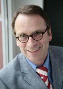 Udo Beckmann, Vorsitzender des VBE