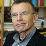 Bielefeld: Prof. Dr. Klaus Hurrelmann      Foto: Reinhard Elbracht