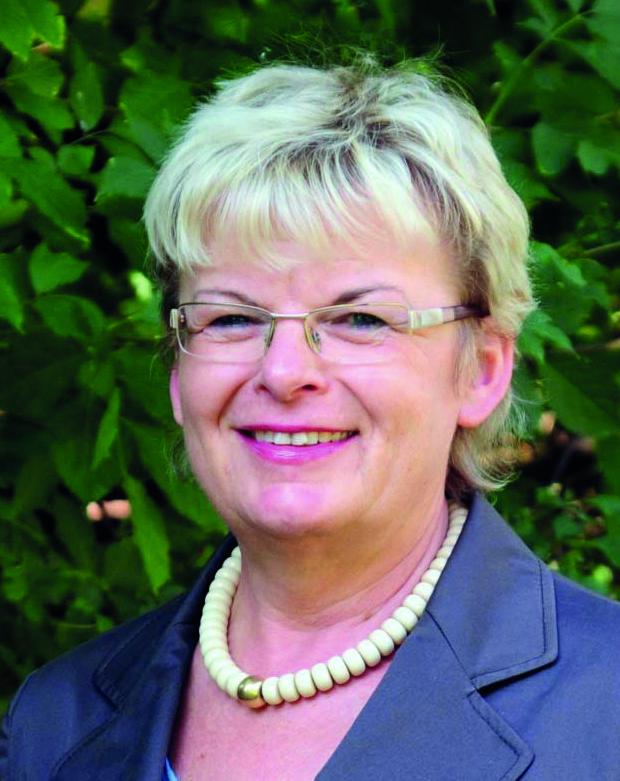 Prof. Dr. Brigitte Petersen (Bildquelle: Universität Bonn)