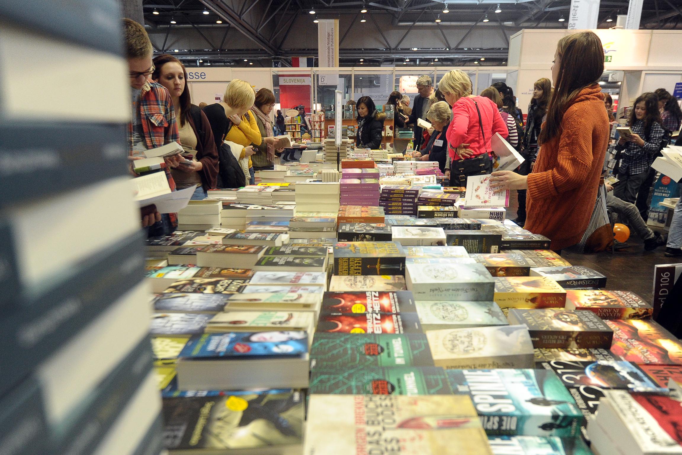 Die Stiftung Lesen hat 30 Titel ausgezeichnet. (Foto: Leipziger Buchmesse)