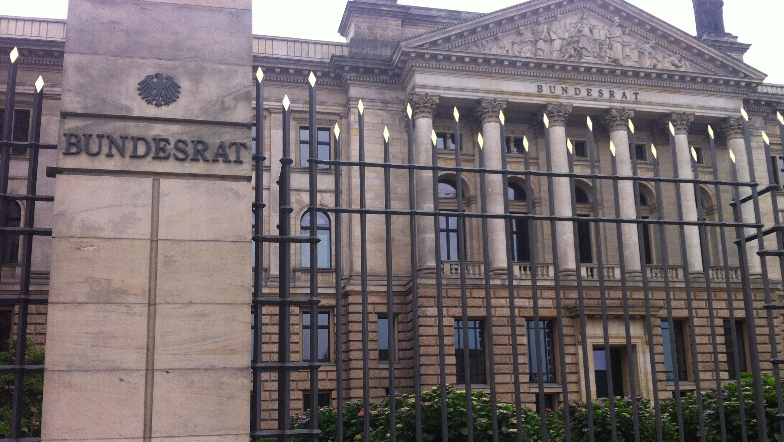 Bundesratsgebäude