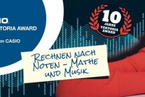 Vektoria Award: Schülerinnen und Schüler zeigen, dass Mathe rockt!