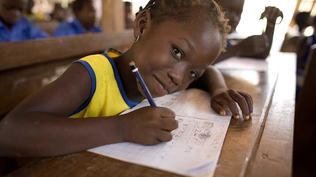 Schule als großes Ziel - keine Selbstverständlichkeit in vielen Ländern, (Foto: Plan)