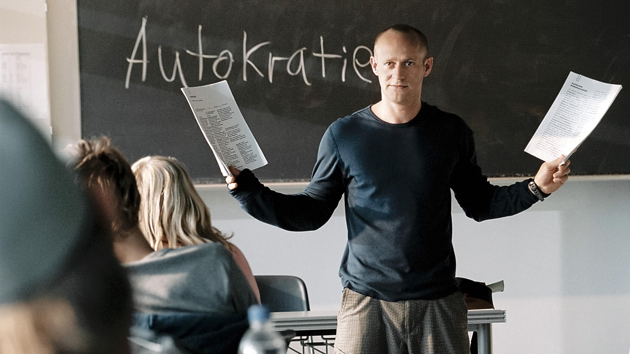Die Welle Lehrer