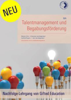 Talentmanagement und Begabungsförderung