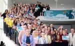 Preisverleihung: Bundesumweltministerium hat heute Deutschlands beste Energiesparschulen ausgezeichnet / Teilnehmerrekord beim Energiesparmeister-Wettbewerb 2014: 240 Schulen und 35.000 SchŸler aktiv