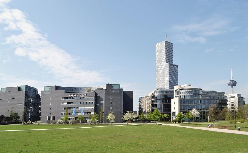 Wächst und gedeiht: der Kölner Standort der Hochschule Fresenius, Foto: Hochschule Fresenius