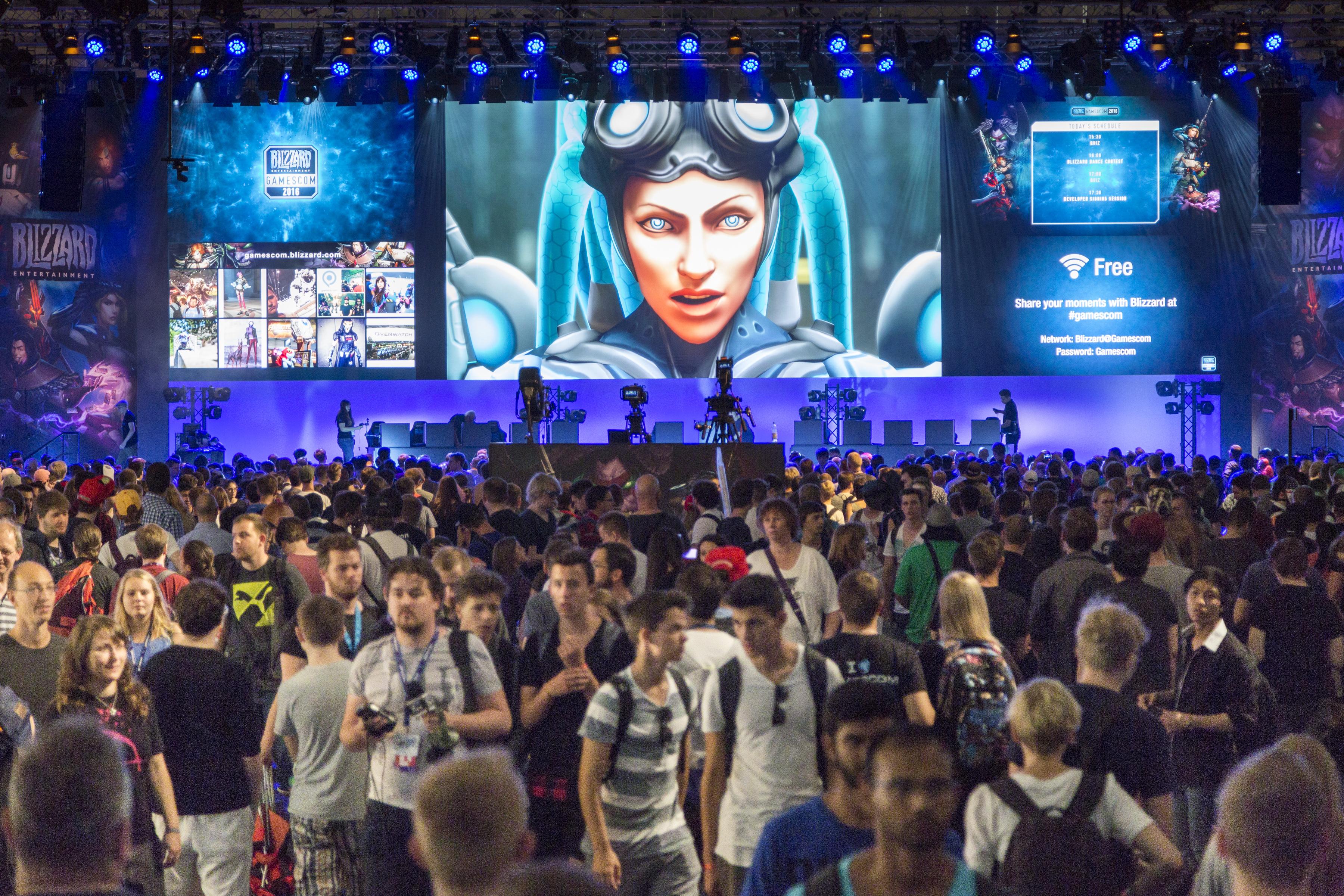 Gamescom-Computerspielmesse: Experten diskutieren über E-Sports als Schulfach