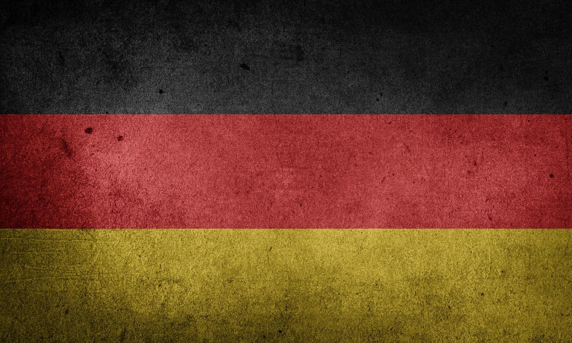 Hat schon mal mehr gestrahlt: die deutsche Einheit. Illustration: pixabay