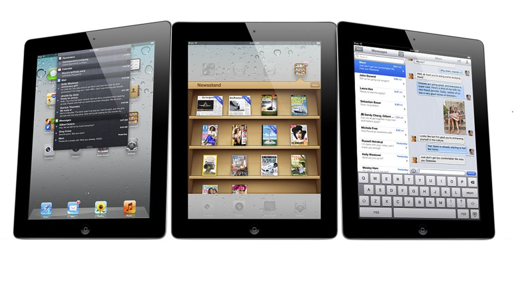 Das iPad soll zum weltweit gebräuchlichen Lernmedium werden. Foto: Apple