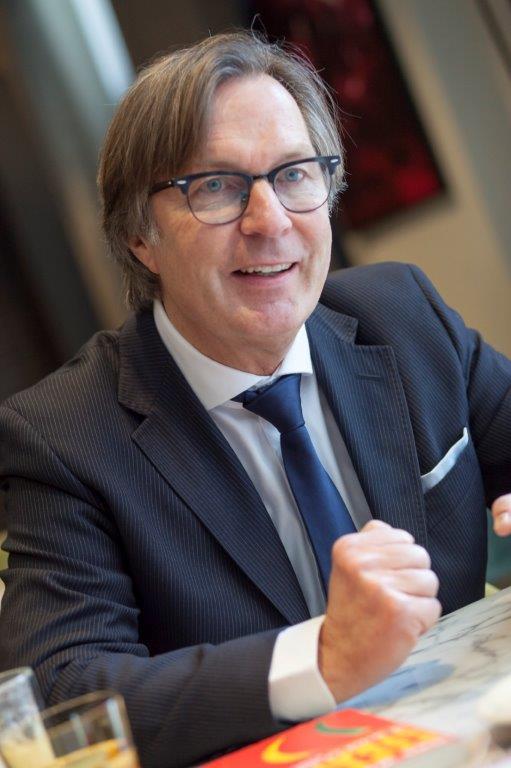 Weidner ist Pädagoge und Kriminologe. Foto: Michael Kottmeier, K-film