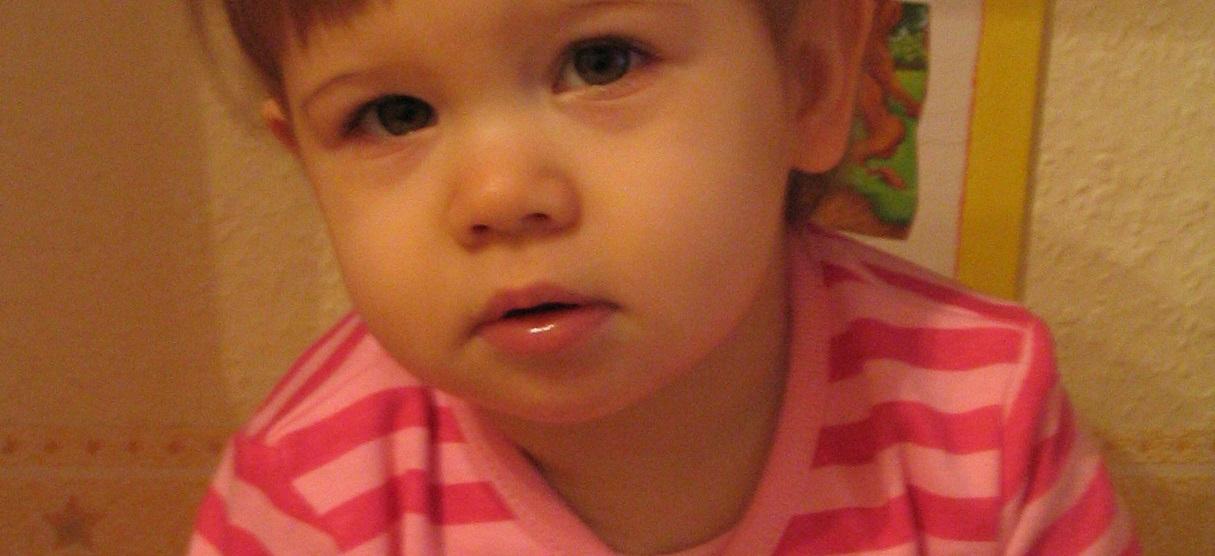 Wie kann das mitten in Deutschland passieren? Die fünfjährige Lea-Sophie wog bei ihrem Tod nur noch 7,4 Kilogramm. Foto: lightingtheirwayhome.wordpress.com