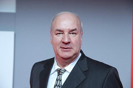 Klaus Batsch aus Auerbach bekam als einziger Mann aus Sachsen den Lehrerpreis (Foto: Deutscher Lehrerpreis)