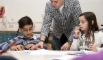 Individuelle Förderung ist nur möglich, wenn der Lehrer die Stärken und Schwächen seiner Schüler genau kennt. (Foto: RUBIN/Marion Nelle)