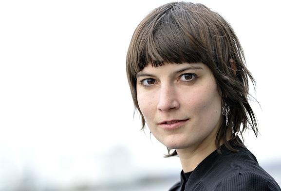 Die Bildungsjournalistin Nina Braun