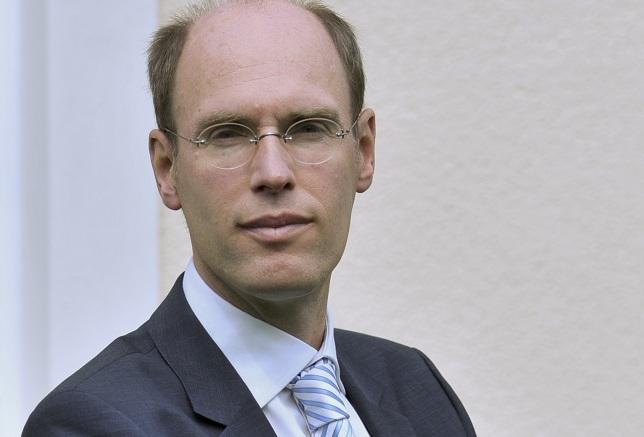 Der Literaturwissenschaftler Prof. Peter-André Alt ist Präsident der Freien Universität Berlin. Foto: Bernd Wannenmacher / FU Berlin