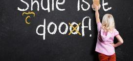 Legen Grundschullehrer, die sich von Schülern duzen lassen, weniger Wert auf Rechtschreibung (und aufs Lernen überhaupt)? Bildungsforscher behauptet das
