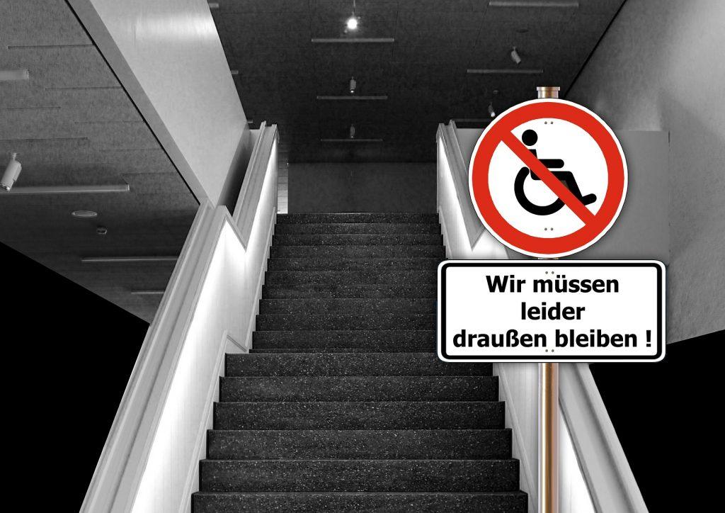 Wie inklusiv sind die Schulen in Deutschland? Und: Wie inklusiv sollen sie überhaupt werden? Fotomontage: pixabay