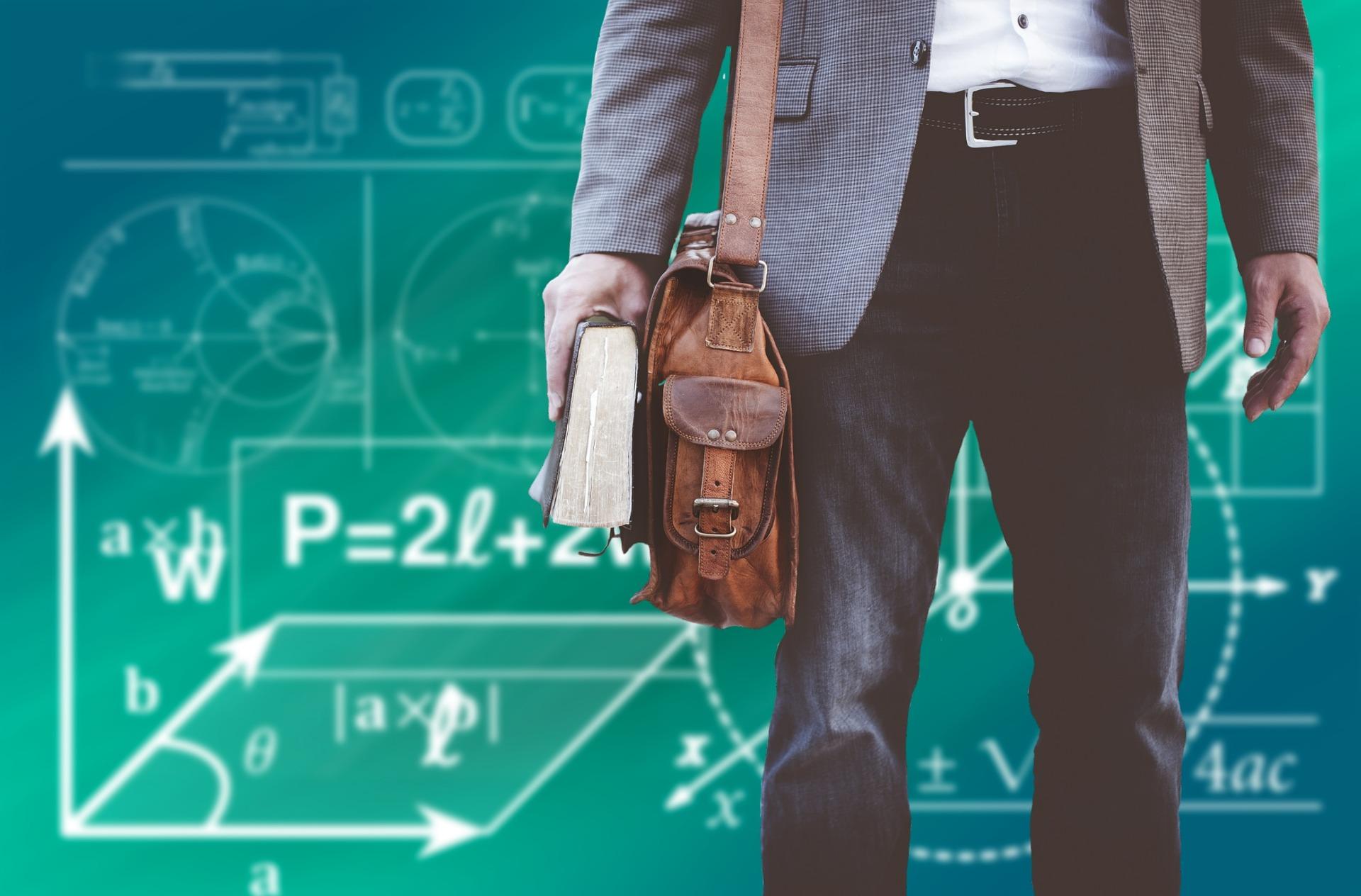 Wie kompliziert ist es, den künftigen Lehrerbedarf vorauszuberechnen? Illu: pixabay