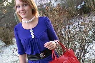 Perlenkette aber keine Barbourjacke - manche Studenten passen eben in kein Klischee. (Foto: Joanita/Flickr CC BY-SA 2.0)