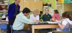 Schüler bei modernen Lehrmethoden kritisch