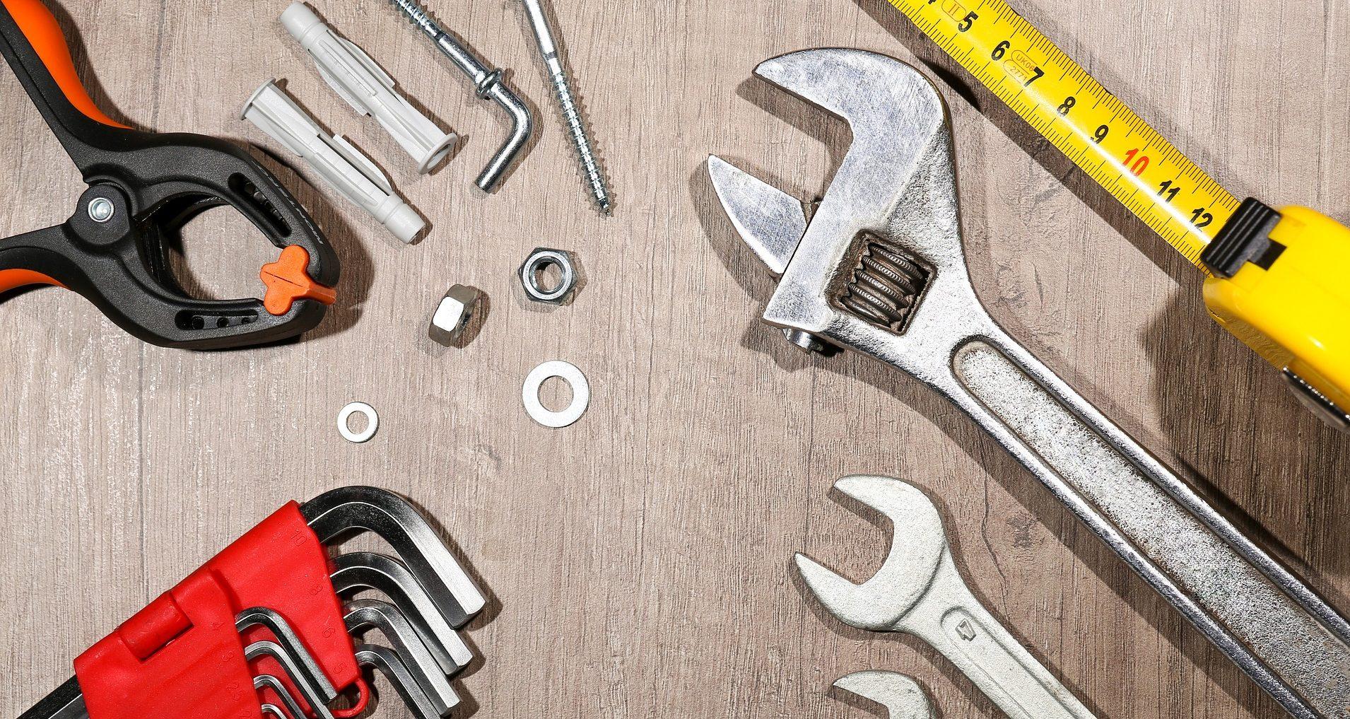Lehrkräfte sollten ihr Werkzeug - die Unterrichtsmethode - mit Bedacht wählen. Foto: pixabay