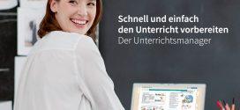 Unterrichtsplanung schnell & einfach gelöst: Der digitale Unterrichtsmanager von Cornelsen