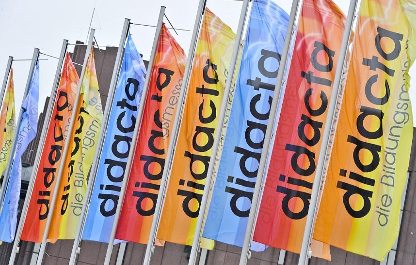 """Die """"didacta"""" ist Europas größte Bildungsmesse. Foto: Koelnmesse Bilddatenbank"""