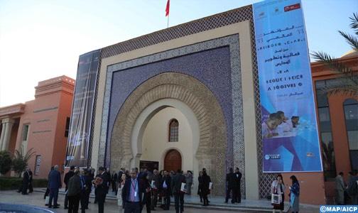 """Der """"International Congress for School Effectiveness and Improvement"""" (ICSEI) 2020 fand dieses Jahr in Marrakesch (Marokko) statt. Experten aus über 80 Ländern tauschten sich über Themen wie Schulleitung, Chancengerechtigkeit und Bildungsqualität aus. Foto: Aabla Biqiche"""