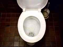Hygieneproblem: Viele Schüler benutzen ihre Schultoilette noch nicht mal mehr. (Foto: Raphael M/Flickr CC BY-SA 2.0)