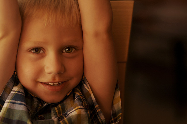 Lernen können Kinder auch ohne Motivation - aber nicht so gut. Foto: dbrekke / Flickr (CC BY 2.0)