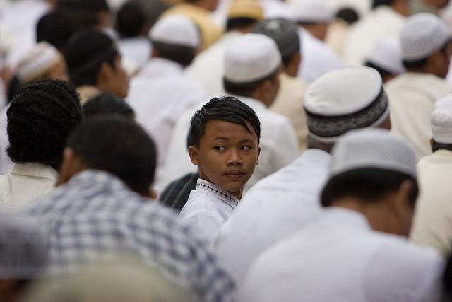Viele der Flüchtlingskinder, die jetzt nach Deutschland kommen, sind muslimischen Glaubens. Foto: DMahendra / Flickr (CC BY 2.0)