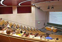 Nicht alle Studenten, hier im Hörsaal der Universität Frankfurt, liegen mit ihrer Fächerwahl richtig. (Foto: Johann Wolfgang Goethe Universität Frankfurt)