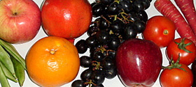 Sollte täglich auf den Tisch: Frisches Obst und Gemüse. Foto: nutrilover / Flickr (CC BY 2.0)