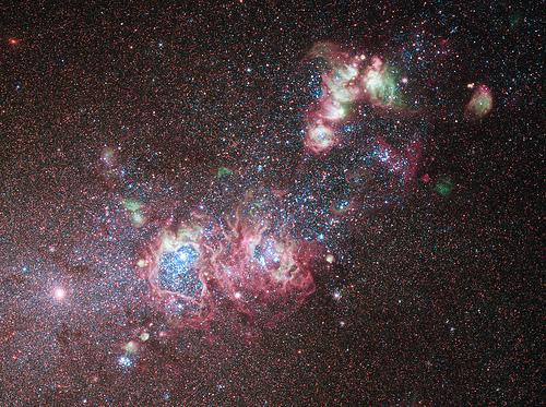 Das Weltall - unendliche Weiten. Und sehr viele Neurinos. (Foto: NASA Gaddard Photo and Video/ Flickr CC BY 2.0)