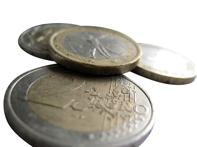 Der Euro ist in der Krise - der elfjährige Jurre weiß Rat. Foto: Images of Money / Flickr (CC BY 2.0)