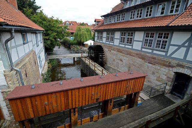 Auch die Stadt gefällt den Studierenden: Idyll in Göttingen. Foto: ggallice / Flickr (CC BY 2.0)