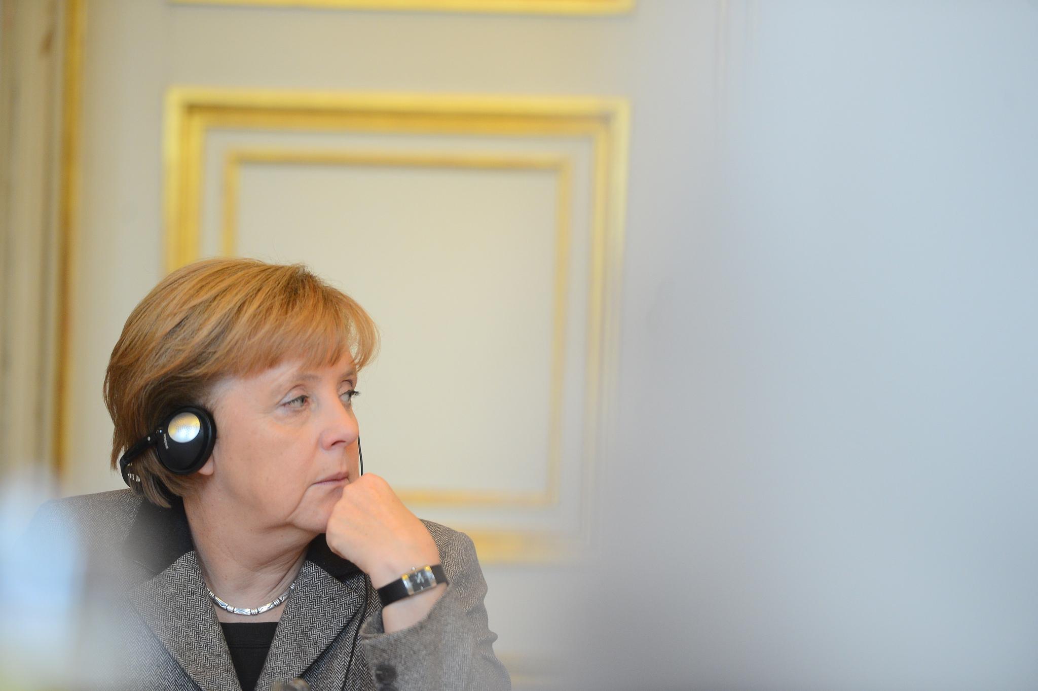 Kanzlerin Merkel ist auf Afrika-Reise. Archivfoto: European People's Party / flickr (CC BY 2.0)